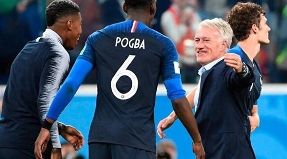ديشامب : مبابي لاعب إستثنائي