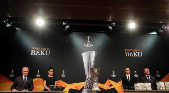تعرف على نتائج قرعة دور الـ32 من بطولة الدوري الأوروبي