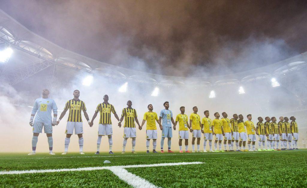 الاتحاد يوقع عقوداً احترافية مع 3 لاعبين