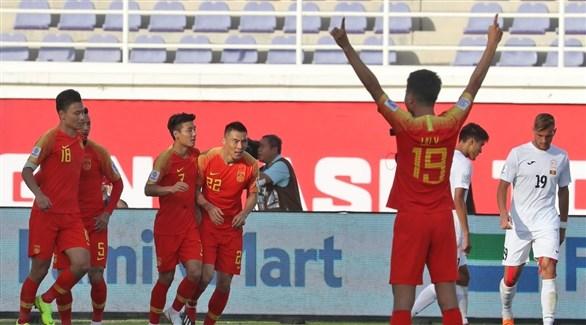 التنين الصيني و النمر الكوري يخشيان المفاجآت في كأس آسيا