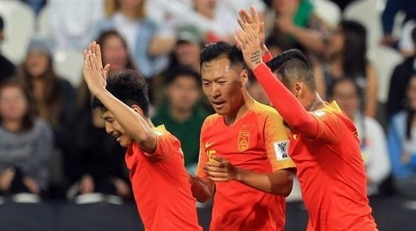كأس آسيا .. الصين تحسم مواجهة الفلبين بـ الثلاثة