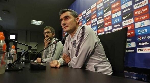 فالفيردي يتحدث عن مستقبله مع برشلونة