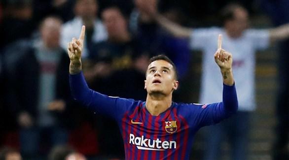 كوتينيو يهدد بالرحيل عن برشلونة