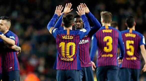 برشلونة لم يفز بمباراته الأولى مع بداية العام منذ 2014