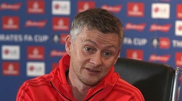 سولشاير: لا محادثات حالياً لبقائي مدرباً لـ مانشستر يونايتد