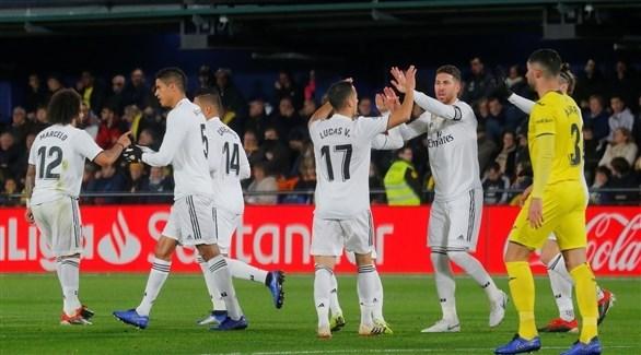 سجل مطمئن لـ ريال مدريد أمام سوسييداد في البيرنابيو
