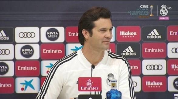 مدرب ريال مدريد يطالب بقواعد أكثر وضوحاً لحكم الفيديو