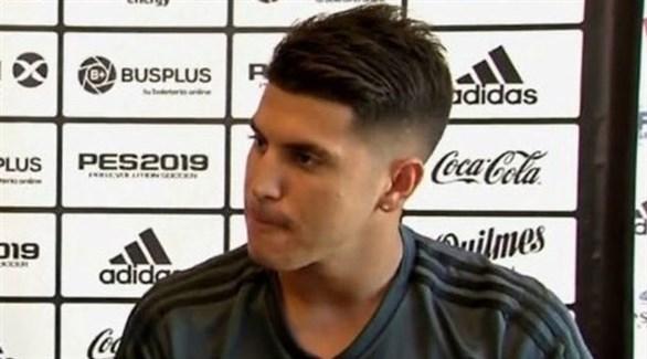لاعب ريفر بليت: هناك فرصة للانتقال لـ ريال مدريد قريباً
