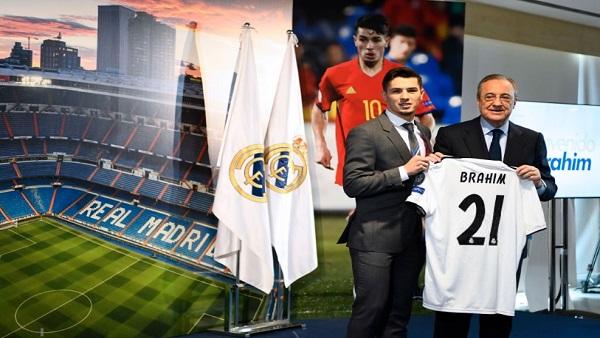 براهيم دياز: حققت حلم حياتي بالانتقال لريال مدريد