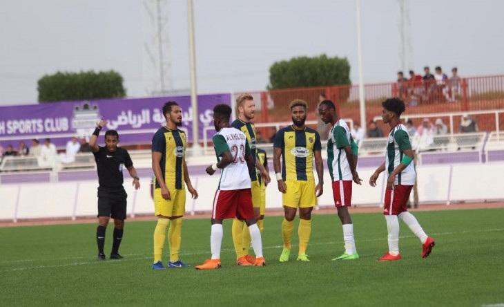 كأس الملك .. تأهل الشباب والحزم والفتح وهجر والفيصلي
