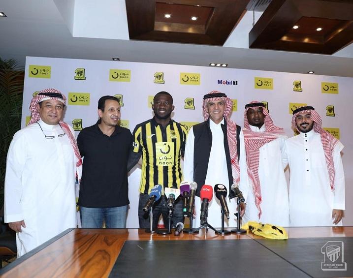 رئيس الاتحاد: تعاقدنا مع لاعبين يستحقون شعار الفريق