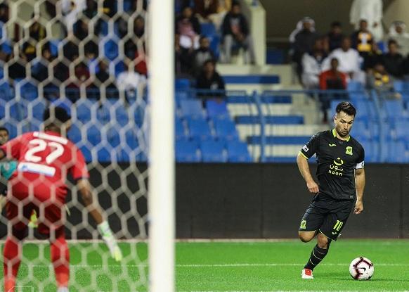 الاتحاد يتأهل لدور الـ 32 في كأس الملك