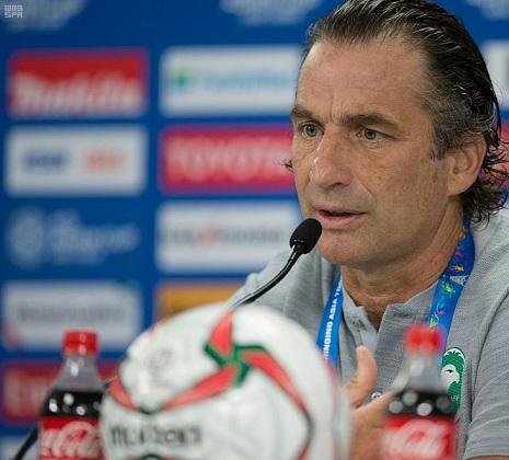 اتحاد القدم يقررعدم تجديد عقد مدرب الأخضر