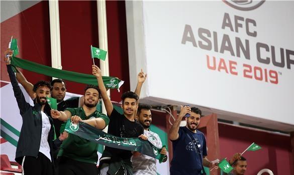 نفاد تذاكر مباراة السعودية ولبنان في كأس آسيا