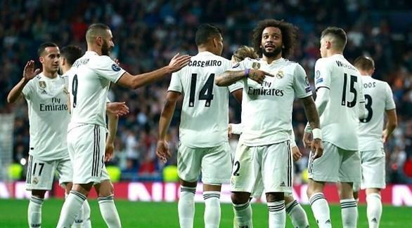 ريال مدريد يتصدر قائمة الأندية الأكثر قيمة تسويقية في العالم