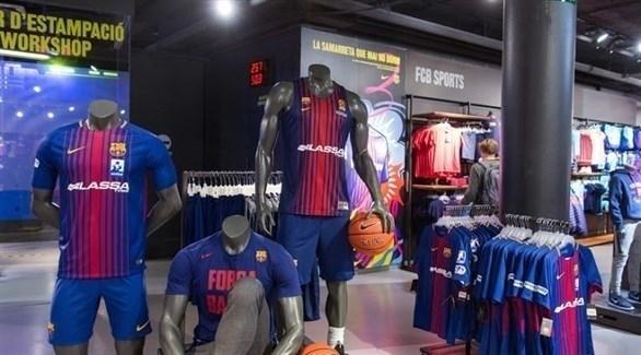 """برشلونة يرفض مقترح """"نايكي"""" الغريب !"""
