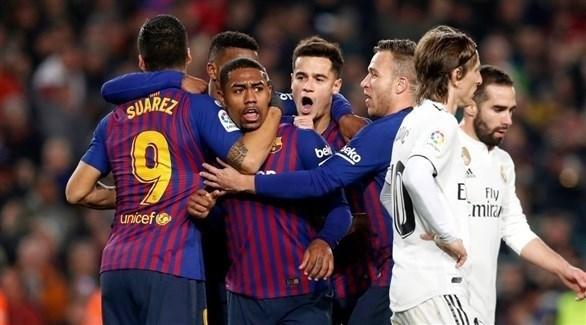 مالكوم: أتطلع لمزيد من الدقائق مع برشلونة