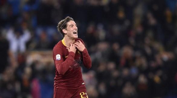 يوفنتوس يراقب لاعب روما للتعاقد معه في الانتقالات الصيفية