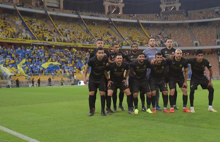النصر يلاقي أجمك الأوزبكي في ملحق دوري أبطال آسيا