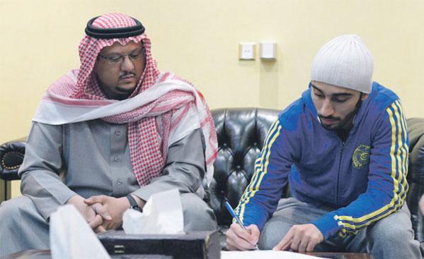 الأمير فيصل بن تركي : سأتكفل باعتزال أسطورة النصر