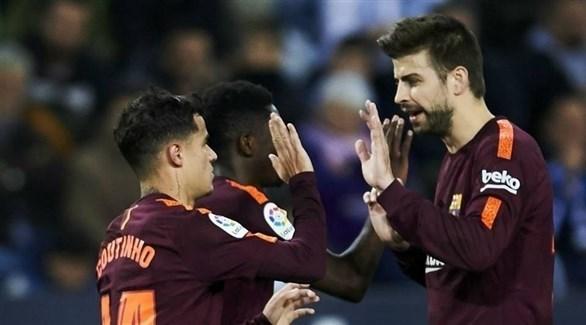 بيكيه : الجميع في برشلونة يثق في كوتينيو