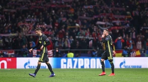 التاريخ يعاند يوفنتوس قبل لقاء أتلتيكو مدريد