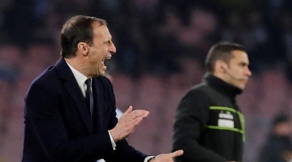 أليغري يقلق جماهير يوفنتوس قبل مواجهة أتلتيكو مدريد