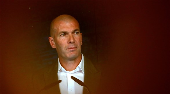 زيدان يبدأ مهمة إعادة البناء في ريال مدريد
