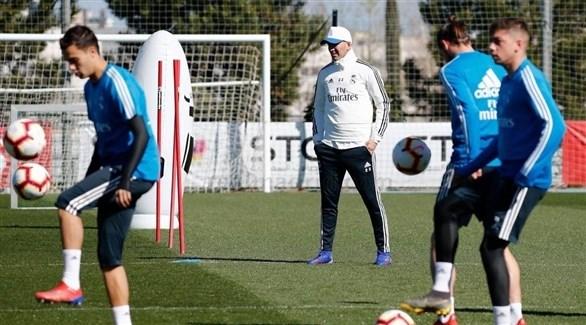 توتنهام يطلب نجم ريال مدريد على سبيل الإعارة