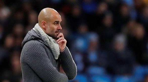 غوارديولا يخشى عقبة توتنهام في الدوري و دوري الأبطال