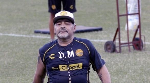 مارادونا يفتح النار على لاعبي الأرجنتين