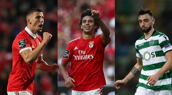 3 مواهب برتغالية على رادار مانشستر يونايتد