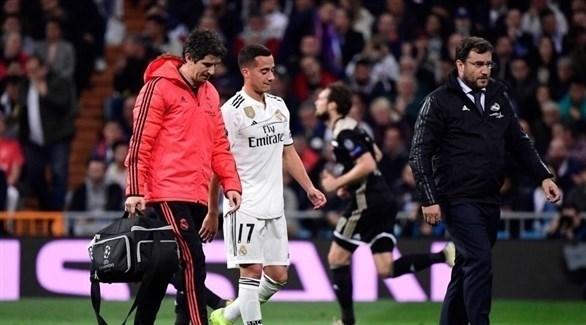لعنة الإصابات تهاجم ريال مدريد