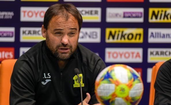 سييرا : الاتحاد يعاني من ضغط المباريات