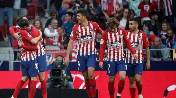 سيميوني: غريزمان سعيد بالتواجد في أتلتيكو مدريد