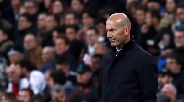 زيدان: ريال مدريد يتألم على فراق رونالدو