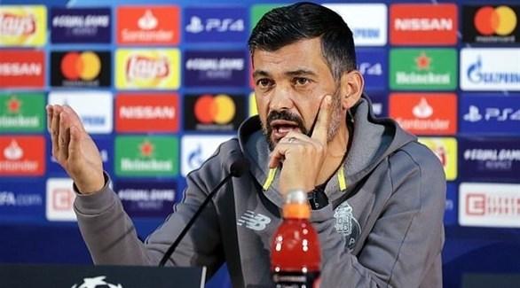 مدرب بورتو يعترف بصعوبة التعويض أمام ليفربول