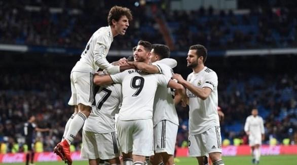 ريال مدريد يعلن إصابة لاعبه بكسر في الترقوة