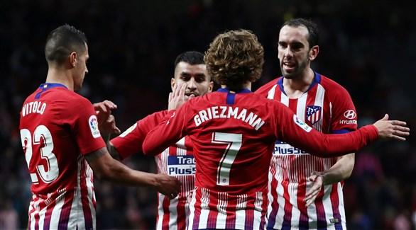 نجم أتلتيكو مدريد يتخذ قراره النهائي بشأن وجهته المقبلة