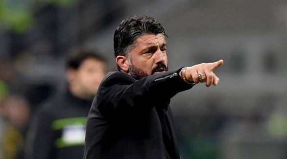 غاتوزو يحشد لاعبيه للانتصار من أجل ميلان