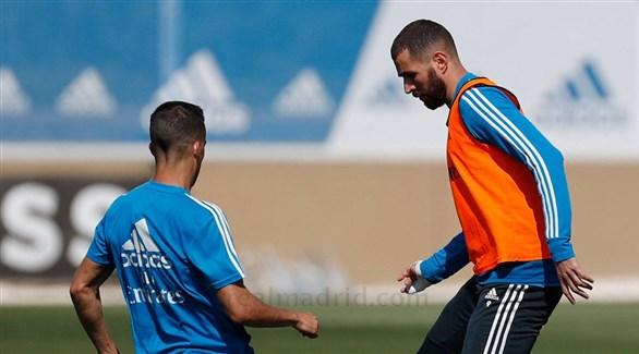 بنزيما جاهز للعودة لقائمة ريال مدريد