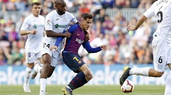 في الليغا .. برشلونة يفوز وريال مدريد يخسر