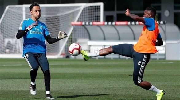 ريال مدريد يخبر نافاس بالاستغناء عنه نهاية الموسم