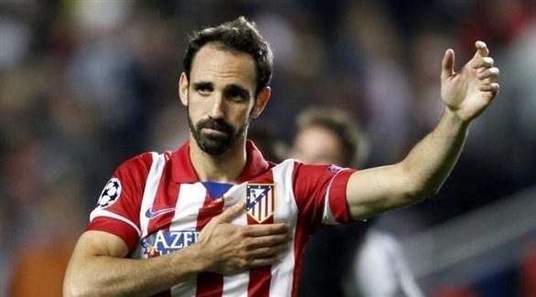 خوانفران يرحل عن أتلتيكو مدريد في نهاية الموسم