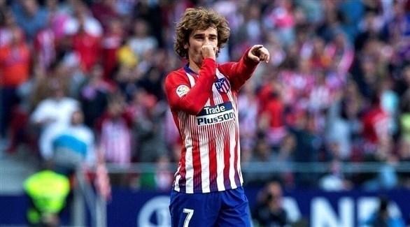غريزمان يعلن رحيله رسمياً عن أتلتيكو مدريد