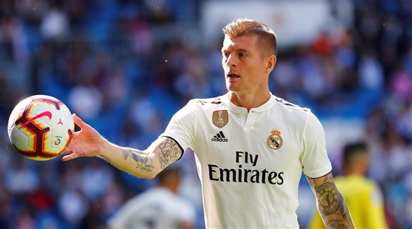 ريال مدريد يجدد الثقة في الألماني كروس