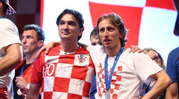 زلاتكو يكشف عن قائمة كرواتيا للتصفيات الأوروبية