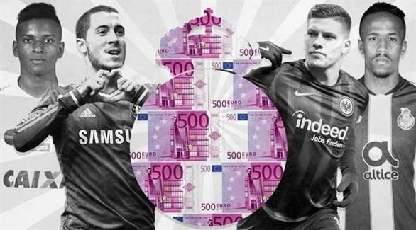 ريال مدريد يرصد 600 مليون يورو لـ الميركاتو