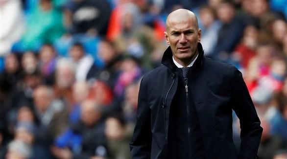 زيدان: ستحدث تغييرات في ريال مدريد لكن سيبقى الكثيرون