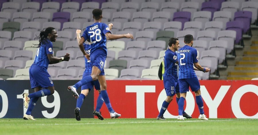 الهلال يتأهل رسمياً إلى دور الـ16 في دوري الأبطال